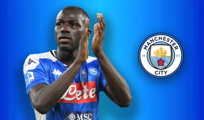 koulibaly Manchester City