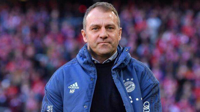 Bayern Monaco Hans-Dieter Flick