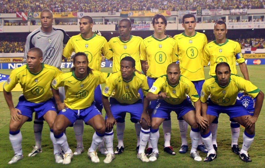 Brasile mondiali 2006 formazione