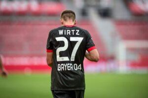 Florian Wirtz Leverkusen
