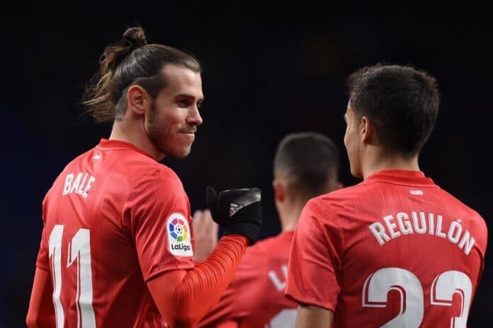 Tottenham: Bale e Reguillon