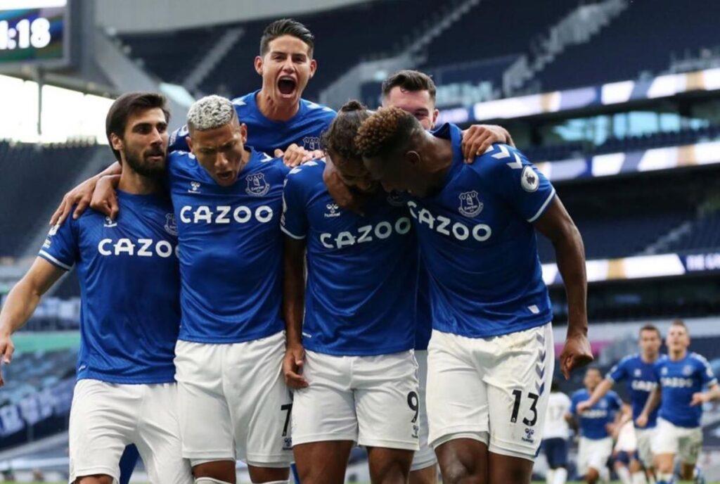Everton Carlo Ancelotti