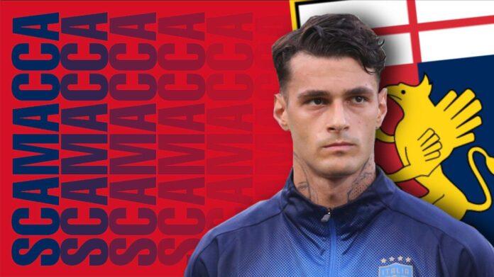 Gianluca Scamacca Genoa