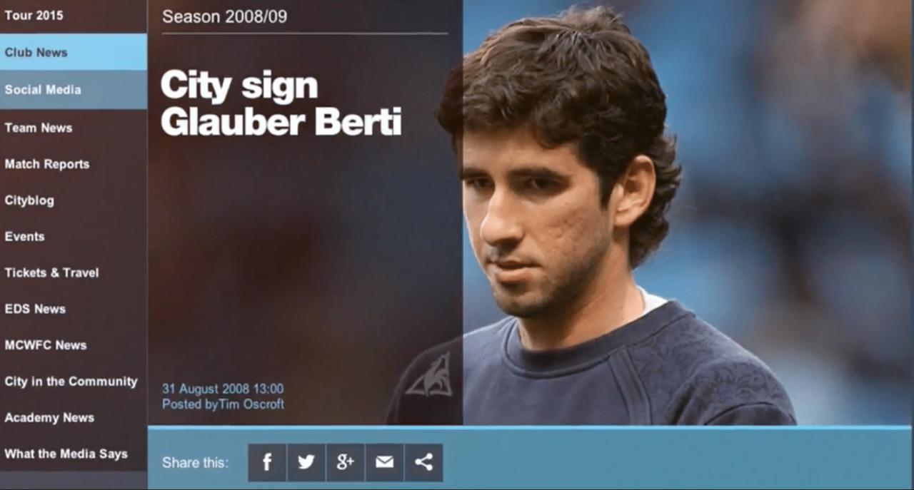 Glauber Berti