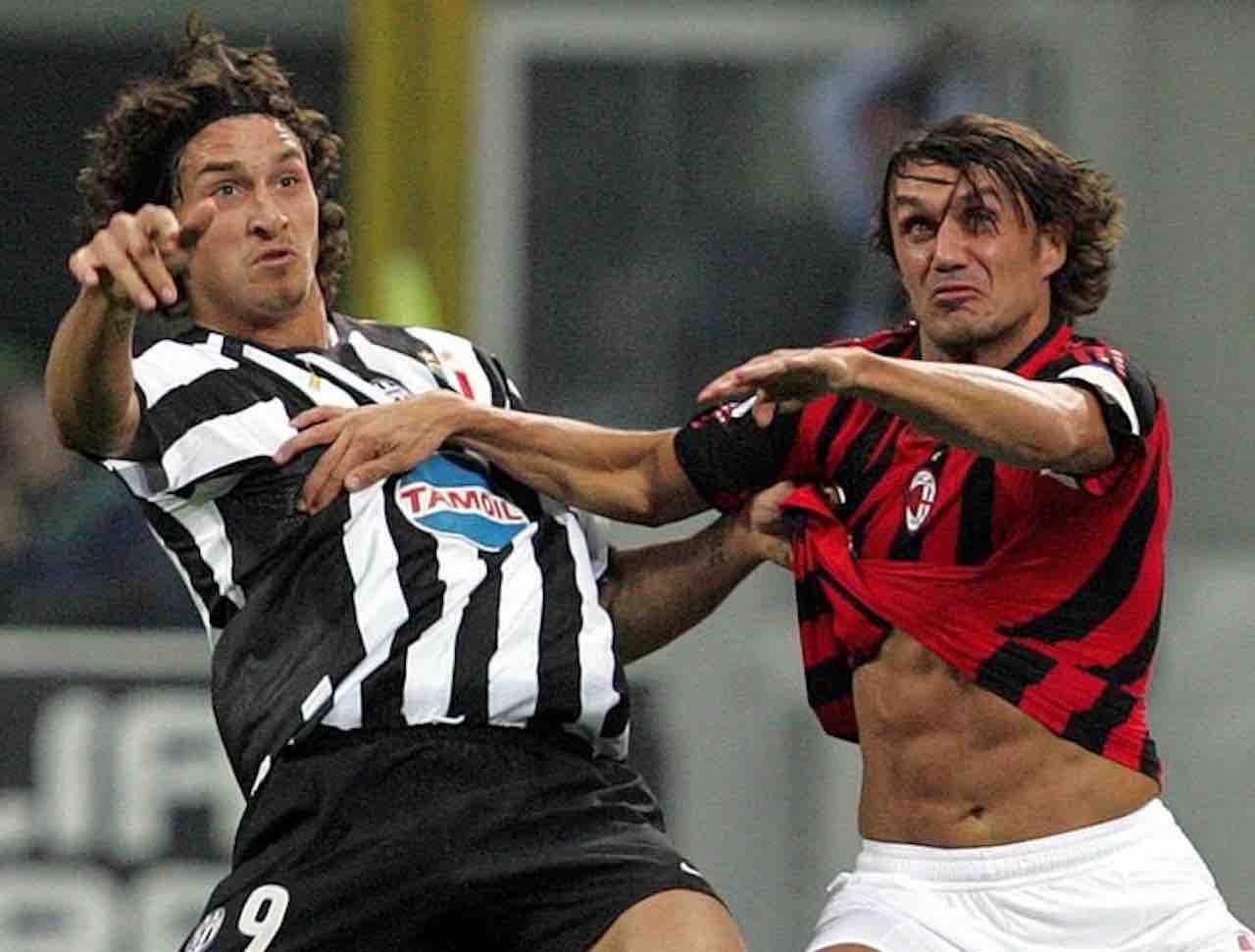 Ibrahimovic Maldini