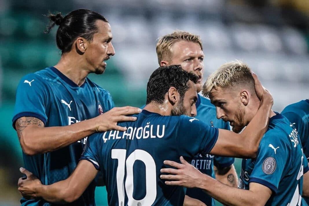 Milan Europa League