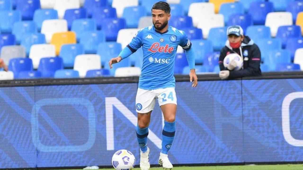 Infortunio Insigne Inter-Napoli Genoa