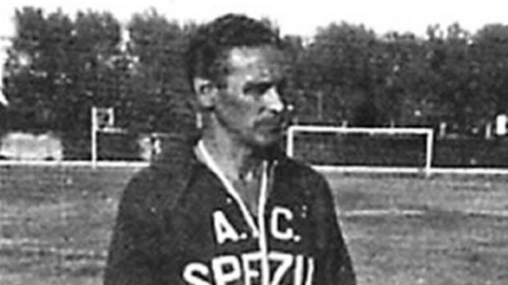ottavio barbieri allenatore scudetto spezia 1944