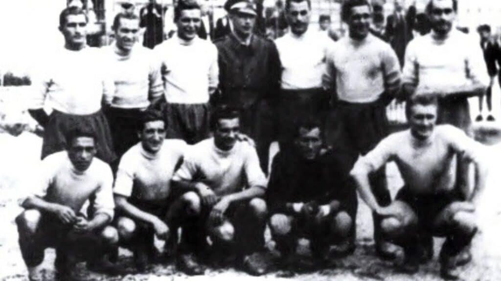 scudetto spezia 1944 formazione