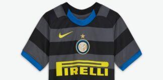 Inter terza maglia Nike