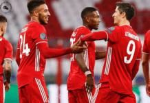Bayern Monaco - vittoria