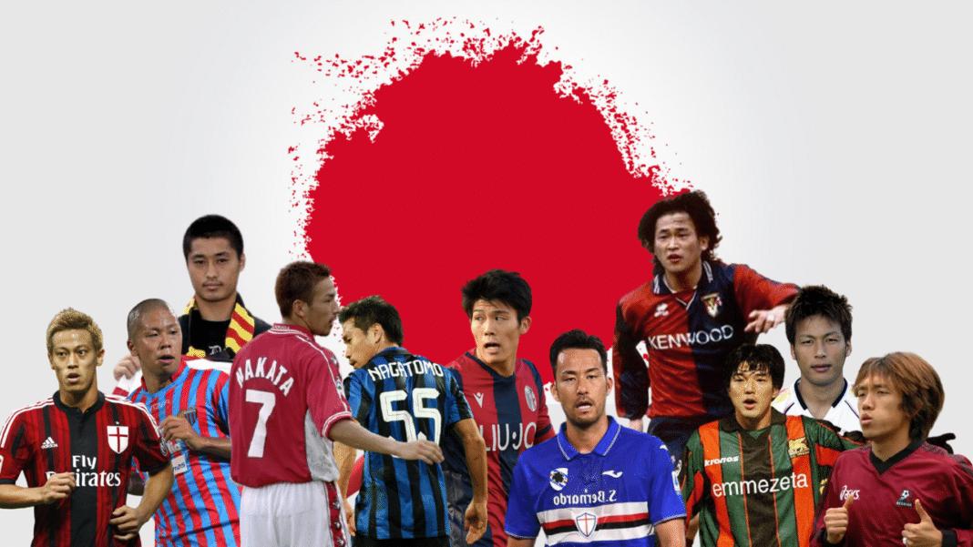 calciatori giapponesi in italia
