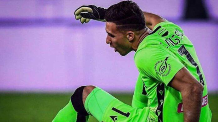 Udinese infortunio Musso