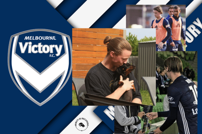 Josh Hope - Melbourne Victory
