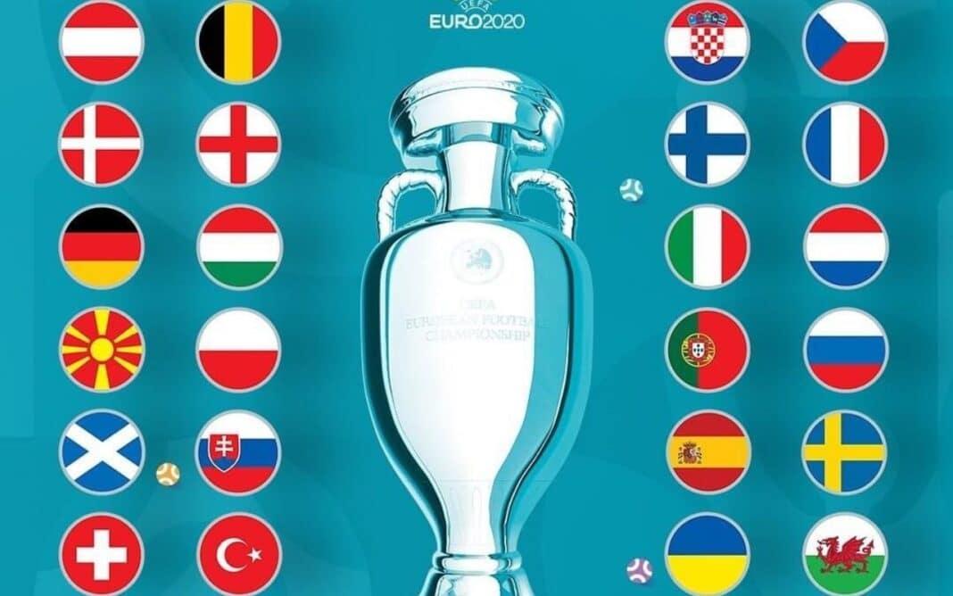 calendario gironi euro 2020