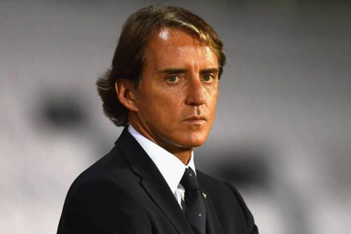Roberto Mancini Europei 2021