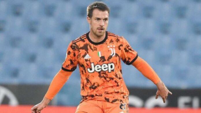 Infortunio Ramsey Juventus
