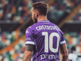infortunio Castrovilli Fiorentina