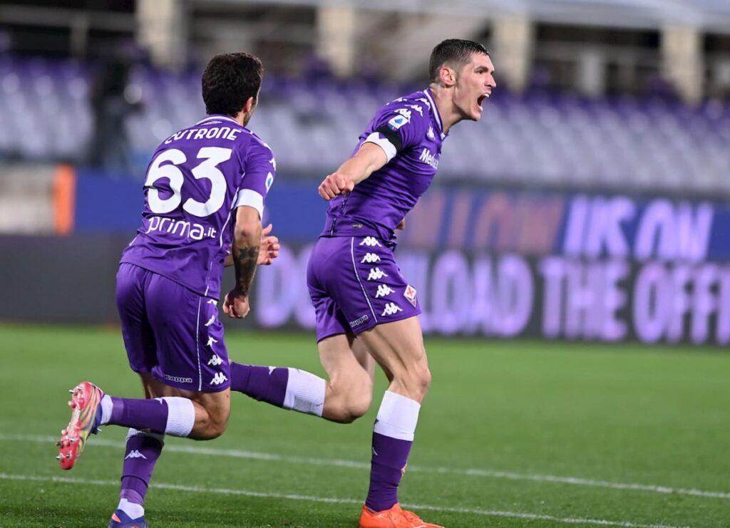Milenkovic Fiorentina