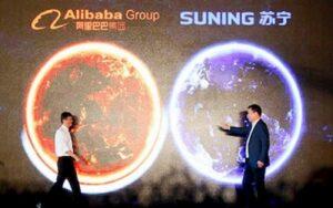 Inter: Suning e Alibaba