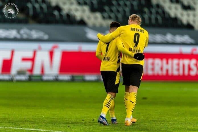 Borussia Dortmund - Sancho