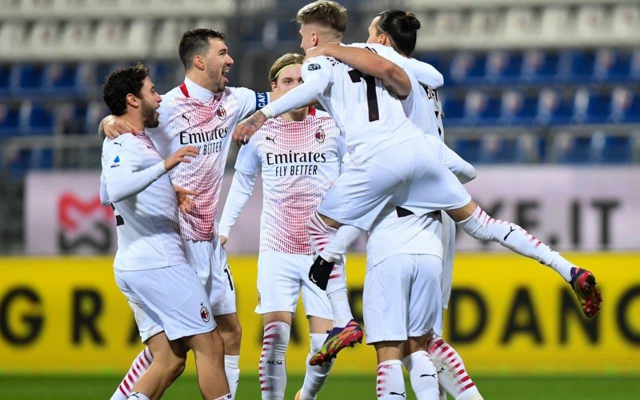 Classifica pali e traverse Serie A 2020 2021