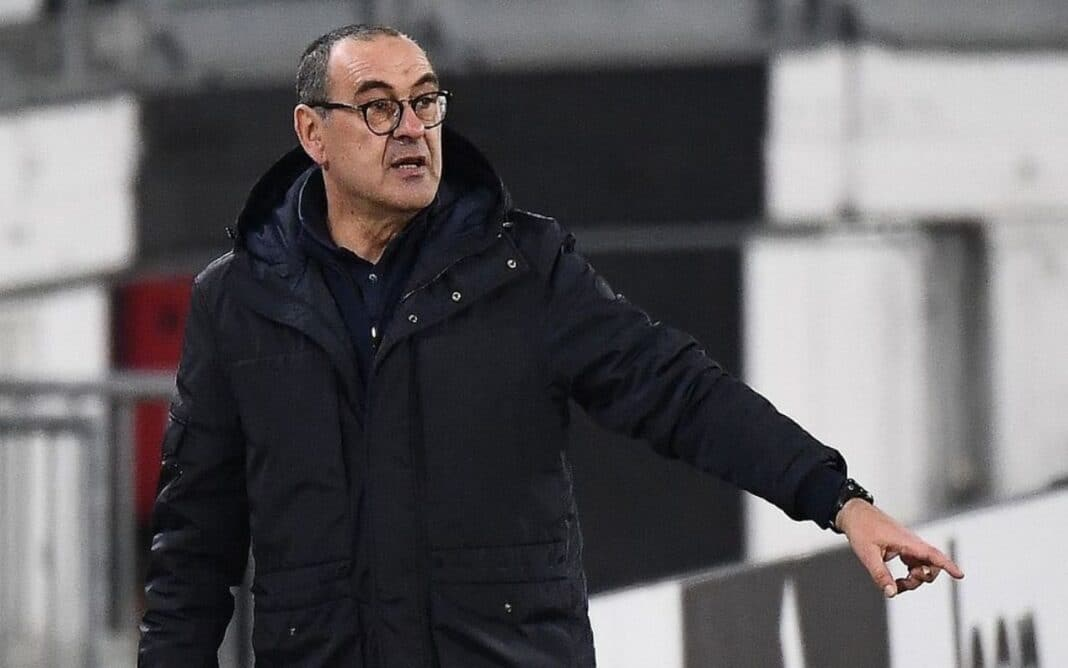 Mercato Lazio sarri