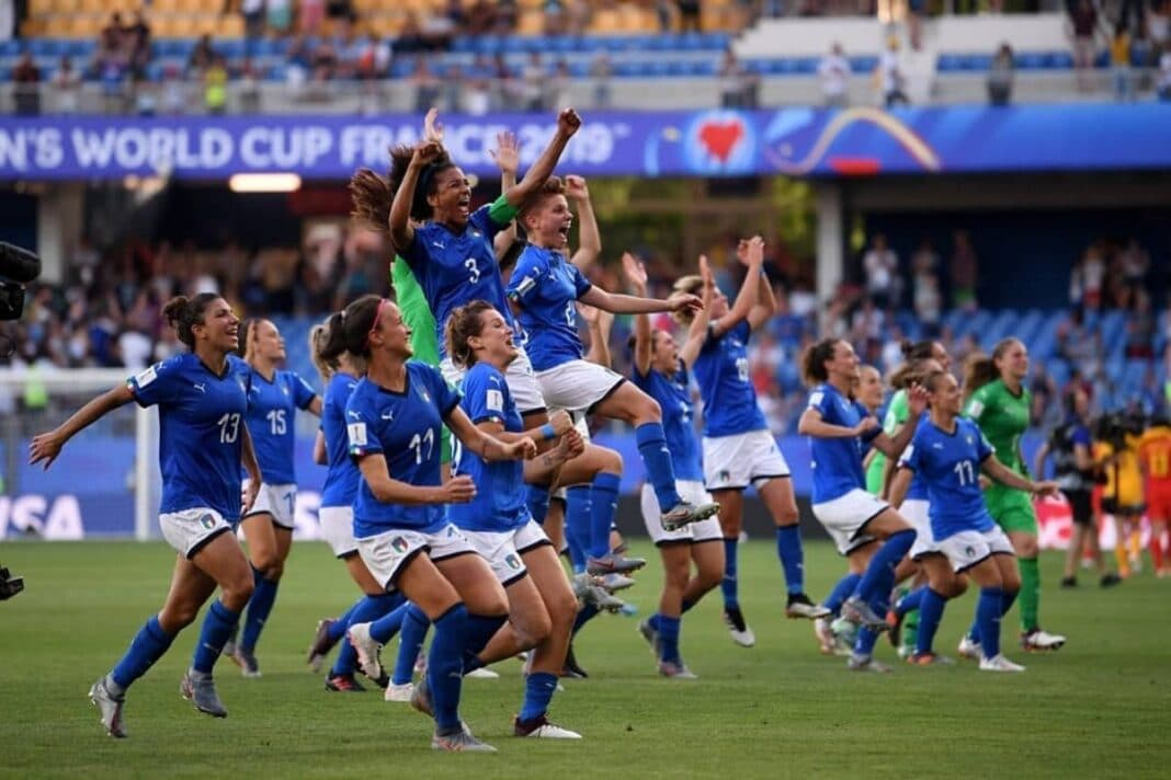 nomi dei ruoli nel calcio femminile