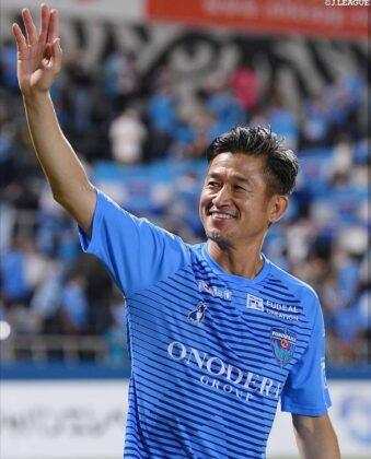 Kazu Miura 4