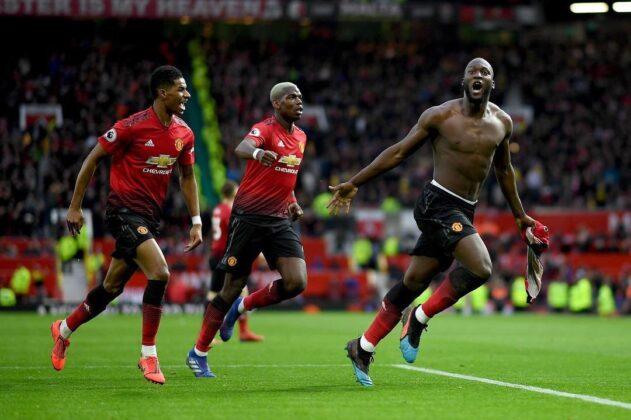 Lukaku United Manchester
