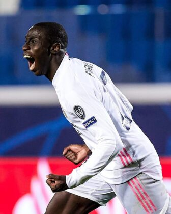 Mendy Real madrid