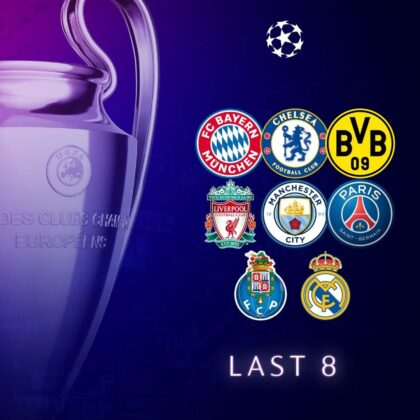 Champions League quarti