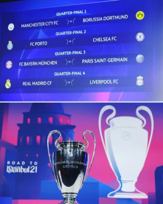 Champions league quarti sorteggi