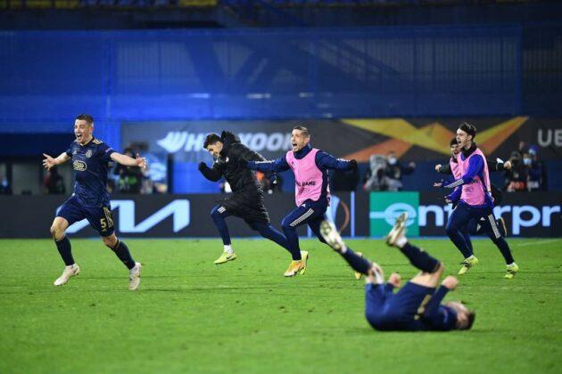 Dinamo Zagabria vs Tottenham