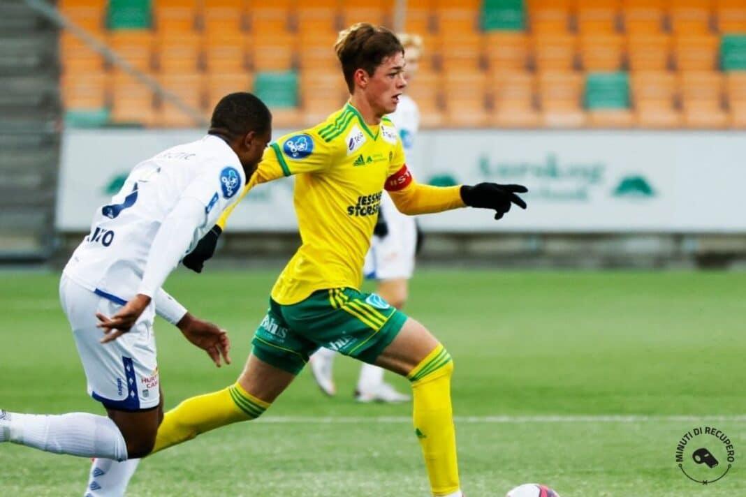 Elias Solberg Juventus Norvegia