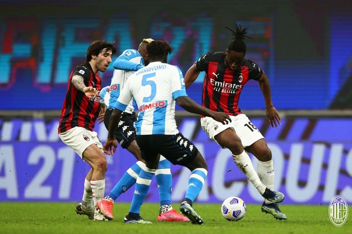 rigore Milan