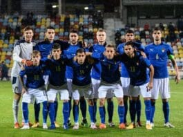 Repubblica Ceca Italia U21