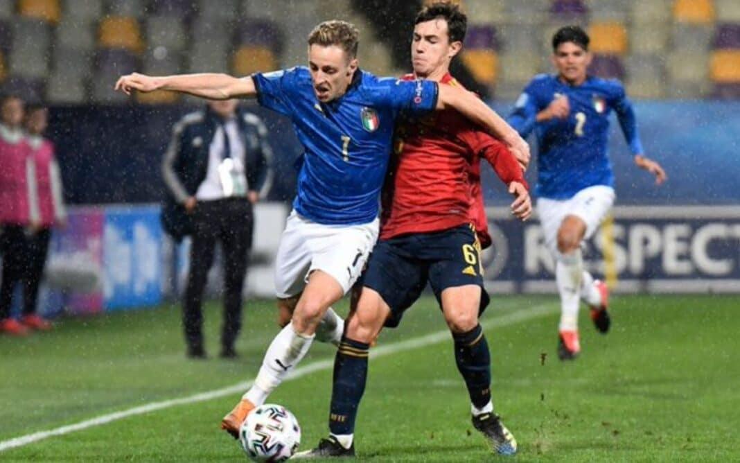 italia Slovenia under 21
