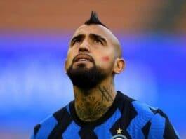 infortunio vidal Inter