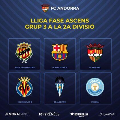 Andorra calendario