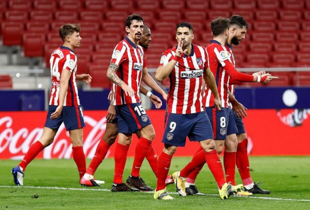 Atletico Madrid 3