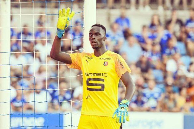 Edouard mendy 3