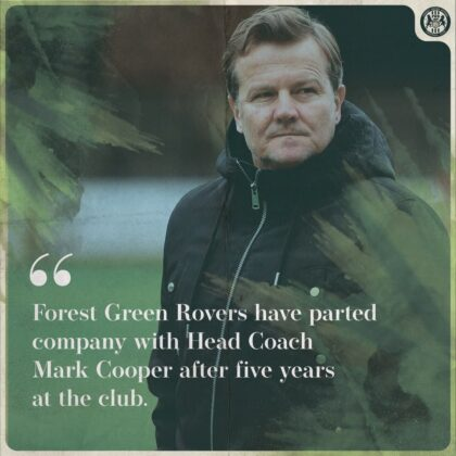 Forest green rovers 2