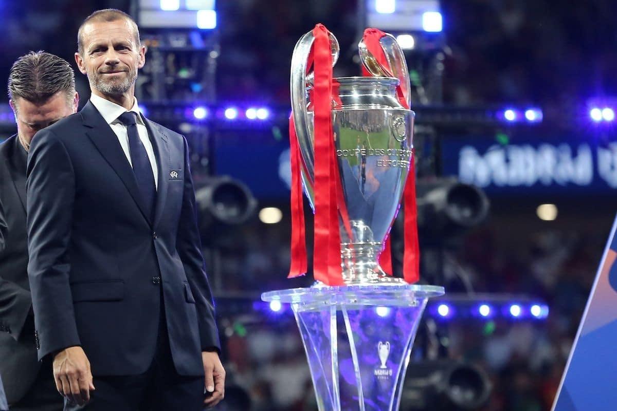 Champions League Auslosung 2021 18
