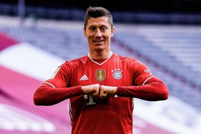 infortunio lewandowski