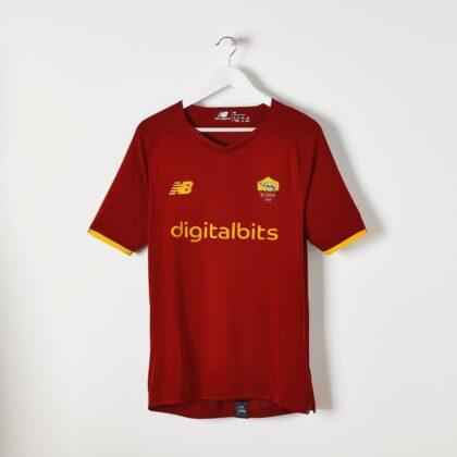 roma maglia 2021 2022