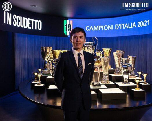 Inter Zhang scudetto
