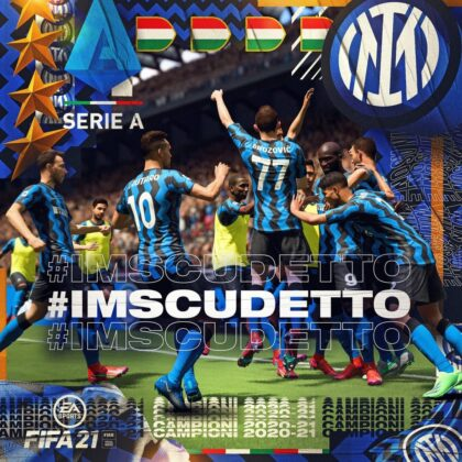 Inter scudetto fifa 21