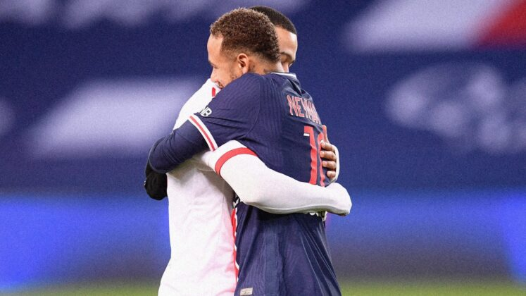 Memphis Depay e Neymar 5