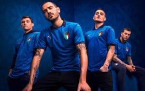 maglia italia euro 2021